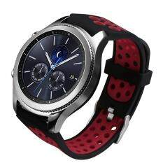 ราคา กีฬาสายรัดข้อมือซิลิโคนสำหรับ Samsung Gear S3 Frontier Sm R760 และ S3 คลาสสิก Sm R770 Smart Watch ใหม่