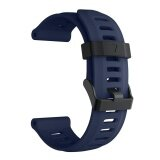 ขาย Sports Soft Silicone Replacement Watch Band Strap Watchband Wristband For Garmin Fenix5X Fenix 5X Accessory Dark Blue Intl Thinch ออนไลน์