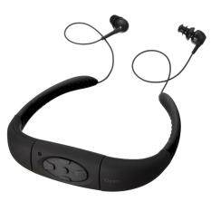 Sports waterproof headphones IPX8 waterproof fashion headphones underwater underwater swimming MP3 player built .