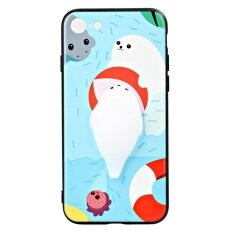 YBC Fantastic 3D Panda Soft Silicone Protective Case For iPhone 4S - intlTHB126. THB 129