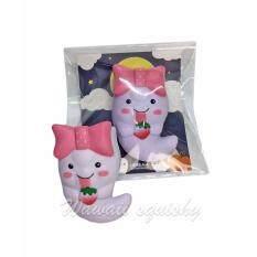 ซื้อ Squishy Ghost สกุชชี่ ผีน้อย น่ารัก สีชมพู ออนไลน์ ถูก