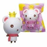 ขาย ซื้อ Squishy King Bare สกุชชี่ หมีมงลง น่ารัก ตะมุตะมิ