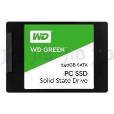 SSD 240GB WD GREEN (WDSSD240G2G0A) SATA 3D NAND 3-Y