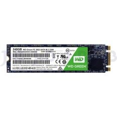 SSD 240GB WD GREEN (WDSSD240G2G0B) M.2 2280 3D 3-Y