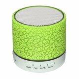 โปรโมชั่น Star It ลำโพง บลูทูธ Led Mini Bluetooth Speaker Tf Usb รุ่น A9 Green ถูก