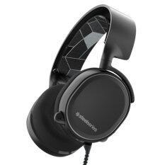 ทบทวน Steelseries Arctis 3 Black Gaming Headset Steelseries