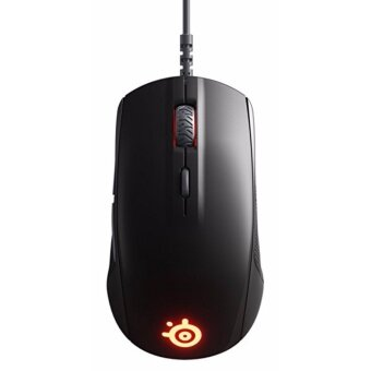 Steelseries Rival 110 RGB Gaming Mouse (Black)