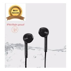 ขาย ชุดหูฟัง Stereo Bluetooth ไร้สาย Bass แน่น แนวสปอร์ต มีไมค์ในตัว Ipx4 กันฝน กรุงเทพมหานคร