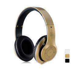 ราคา หูฟังแบบครอบหู บลูทูธ ไร้สาย รุ่น Stn 16 Bluetooth Stereo Headset สีดำ Unbranded Generic เป็นต้นฉบับ