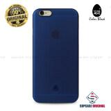 ซื้อ Stone Age Color Block Collection Slim Fit Case 4 Mm ของแท้ สำหรับ Iphone 6 Plus และ Iphone 6S Plus สีน้ำเงิน Naby Blue ออนไลน์ กรุงเทพมหานคร