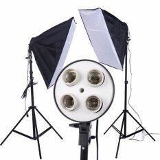ขาย ซื้อ Studio All In One Set ชุดไฟ รุ่นไฟ4ดวง สตูดิโอ ถ่ายสินค้า ภาพถ่ายสต็อค Set มืออาชีพ ไม่รวมหลอด