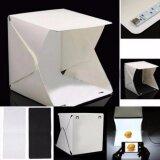 ขาย Studio Box Mini กล่องถ่ายรูป ฉากถ่ายรูป ถ่ายรูปสินค้า สตูดิโอพกพา ถ่ายภาพ พร้อมด้วย Backdrops Lightbox Other Brands ออนไลน์