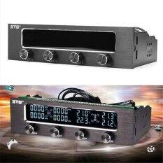 Stw 6041 Cpu Cooling Fan Speed Temperature Controller For Desktop Intl จีน