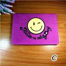 Sunnycase เคส Ipad Mini 1/2/3 case ลายการ์ตูนแบบปัก รุ่น Di-lian