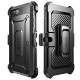 Image 3 for SUPCASE for iPhone 7 Plus Unicorn Beetle Rugged Holster Case Full Body Protection - Black - intl