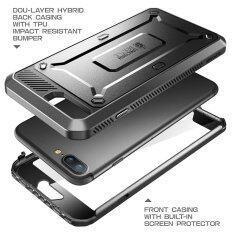 ราคา Supcase For Iphone 7 Plus Unicorn Beetle Rugged Holster Case Full Body Protection Black Intl เป็นต้นฉบับ Unbranded Generic