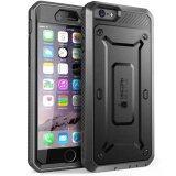 ราคา Supcase Unicorn Beetle Rugged Holster Case Full Body Protection For Iphone 6S Plus 6 Plus Tpu Pc Black Intl ใหม่