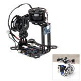 ซื้อ Super Light Brushless Camera Gimbal 160G Metal W Motor For Dji Phantom Gopro 3