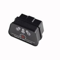 ราคา Super Mini Wi Fi Icar2 Vehicle Wi Fi Obd Ii Code Diagnostic Tool Clearer Black ออนไลน์