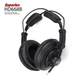 Superlux Hd668B Semi Open Professional Studio Standard Dynamic Headphones Intl ถูก