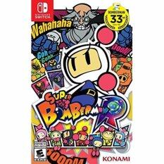 Nintendo Switch SUPER BOMBERMAN R Eng Jp