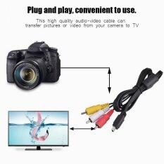 ซื้อ Sweatbuy Video Audio Av Cable Mini Usb To 3 Rca For Canon Camera Ixus 990 Is 980 Is 970 Is 870 Is 200 Intl Unbranded Generic ออนไลน์