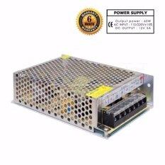 สวิทชิ่ง เพาวเวอร์ ซัพพลาย Switching Power Supply 12V 5A 60W
