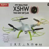 ราคา Drone โดรน Syma X5Hw Wifi Fpv กล้อง Hd ใหม่กับระบบล๊อคความสูง Syma ใหม่