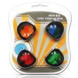 Takashi Special Effect Color Close Up Lens Set For Fujifilm Instax Mini 90 Instant Camera ฮ่องกง