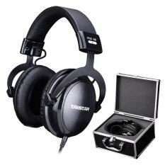ราคา Takstar Pro80 Studio Monitor Headphone Fullsize Black เป็นต้นฉบับ Takstar