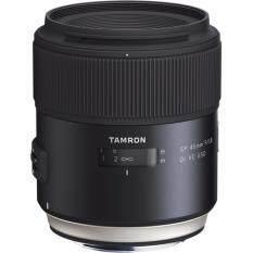 โปรโมชั่น Tamron Sp 45Mm F 1 8 Di Vc Usd Lens For Canon Ef Tamron