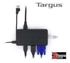 ทบทวน ที่สุด ล๊อตใหม่ราคาโปรเจค Targus Versalink Universal Dual Video Travel Docking Vga Hdmi Usb Rj45Hub ของแท้ ประกันศูนย์ 3 ปี