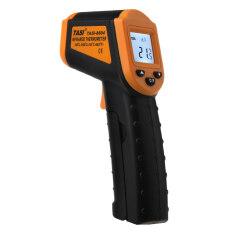 TASI-8604 ปืนวัดอุณหภูมิดิจิตอล วัดอุณหภูมิเลเซอร์ วัดอุณหภูมิอินฟราเรด (Orange)
