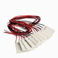 โปรโมชั่น Tec1 12706 Thermoelectric Cooler ระบายความร้อน Peltier 12 โวลต์ 5 8A Unbranded Generic