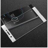 โปรโมชั่น ฟิล์มกระจกโซนี่ Tempered Glass Screen Protector For Sony Xperia™ Xa1 เต็มจอ สีขาว