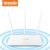 ขาย Tenda F3 300Mbps Wireless Wifi Router Wi Fi Repeater Wireless Ap Broadcom Chip Perfect Wifi Router For Small Medium House Intl ใน จีน