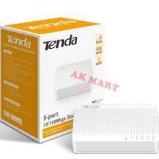 ซื้อ Tenda Switch Hub 5 Port Td S105 10 100 ออนไลน์