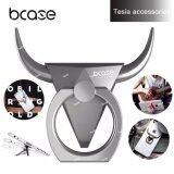 ซื้อ Tesia New Fashion Bcase Bull Nose Design Mobile Tablet Lazy Ring Metal Holder Stent The 7 6S Paste Buckle Creative Phone Metal Ring ออนไลน์ กรุงเทพมหานคร