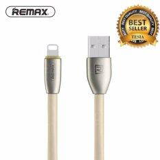 ขาย ซื้อ Tesia Remax Rc 043I 1M Knight Led Series 2 1A Super Fast Charge Data Lightning Usb Cable With Led Light For Apple Iphone 7 6S 6S Plus 6 5 Ipad Air Mini Kinght สายชาร์จIphone ใน กรุงเทพมหานคร