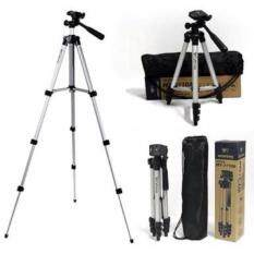 ขาตั้งกล้องเเละมือถือได้ทุกรุ่นTF-3110 เเถม หัวหนีบมือถือฟรี