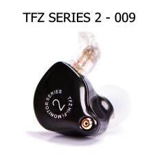 ทบทวน Tfz Series 2 009 หูฟัง Hi Res ถอดสายได้ ประกันศูนย์ไทย ดำทึบ