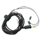 ขาย Tfz สายเปลี่ยนหูฟังชุบเงินถักสำหรับหูฟัง Tfz Exclusive สีดำ Tfz ถูก