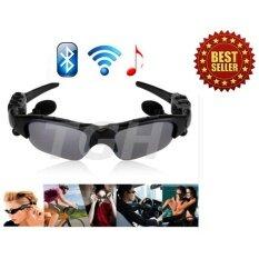ขาย Tgh แว่นตากันแดด Bluetooth ฟังเพลงรับสาย ใส่ขับรถ ออกกำลังกาย น้ำหนักเบา Tgh Shop เป็นต้นฉบับ