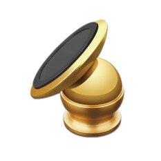 ทบทวน Thailee อุปกรณ์แม่เหล็กแท่นยึดโทรศัพท์ Magnetic Phone Holder สีทอง 2000Gs