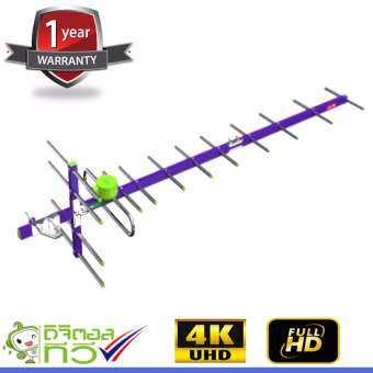 Thaisat Antenna รุ่น 14E เสาอากาศทีวีดิจิตอล-