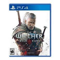 The Witcher 3 : Wild Hunt (PS4)