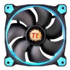 Thermaltake Accessories Hi-End Fan Case Cl-F038-Pl12Bu-A (Blue)