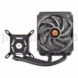 ซื้อ Thermaltake Cpu Liquid Cooler Thermaltake Aio Water 3 Cooling X120 Cl W159 Pl12Bl A ถูก