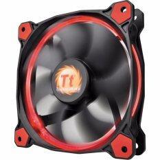 Thermaltake Riing 12 LED Red 12CM FAN CASE พัดลมเคส