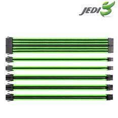 ราคา Thermaltake Ttmod Sleeve Cable Green Black